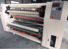 BOPP Packaging Film Slitting Machine/OPP Gum Tape Slitting Machine