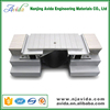 Heavy duty metal expansion joint in car parking system