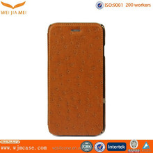 cheap leather case for iphone 6 full cover case