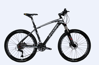 26'' 27 Speed Alloy Hard Tail Mountain Bike / Bicycle / bicicleta