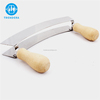Hot sale high quality stainless steel herb knife cutter chopper
