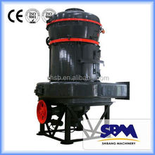 SBM MTW high capacity low energy waste gringing mills of iron ore for sale / iron ore beneficiation process industry