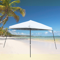 lightweight alu folding outdoor bar gazebo
