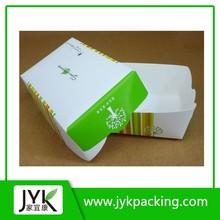 Pop food hamburgers packaging box wholesale Fast shipping hamburg paper box delicious hamburg packing paper box