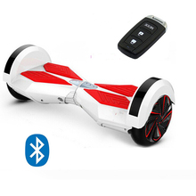 2015 electric scooter hover board china balance scooter with bluetooth speaker music