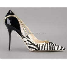 high quality stiletto studs dress shoes women designer high heels