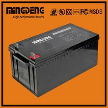 Pakistan market gel batteries 12v 150ah with great price
