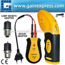 E04-011 fusibles eléctricos localizador de herramienta de buscador transmisor casquillo de la lámpara & 220v sólo