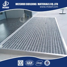 Welcome Entry mats commercial with aluminum groove for anti-slip
