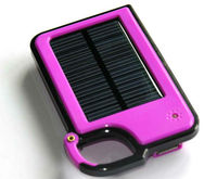 portable cheap cell phone solar panel charger for samsung mobile phone