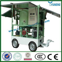 YUNENG Mobile Insulating Oil Purifier System
