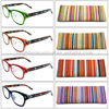 Top Selling Bouble Injection Cheap Plastic Reading Glasses