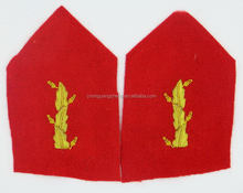 Best quality professional army officer rank insignia