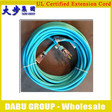 Multi Color Extension Cord For Mitre Power Saws