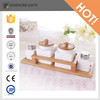 kitchen ceramic salt and pepper shakers set