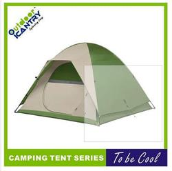 Automatic pole camping tents -Single layer