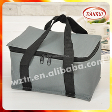 good quality EPE with aluminum foil insulated pizza cooler bags