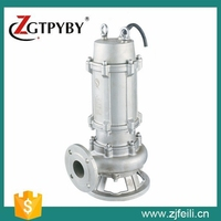 stainless steel self-priming trash pump sewage sludge pump trash pumps for sale