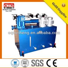 XYZ-6G Thin Oil Lubrication Station fine water purification nano filtration system