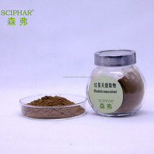 Rhodiola Rosea extract free sample HACCP KOSHER FDA China supplier HPLC 10% salidroside rhodiola rosea powder extract