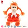 Super soft plush stuffed life size plush doll girls toy