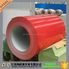manufacturer low price dx51d zinc 180g/m2 prepainted galvanized steel coil for construction building materials