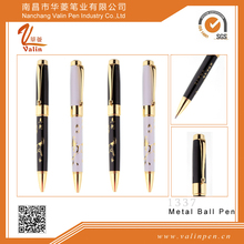 2016 engrave logo pen and customized click