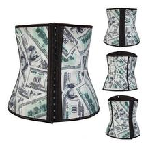 Walson Dollar Animal Print Waist Cincher women underwear
