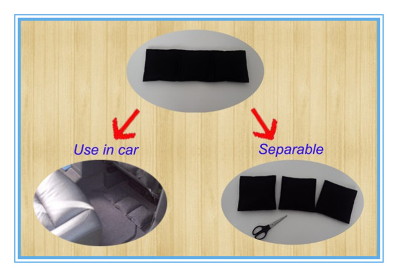 Eco-car absorb moisture bags