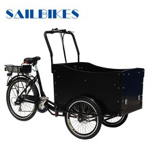 moped cargo tricycles with cabin