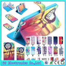 Wallet Stand Leather Case For Blu Studio 5.5 s