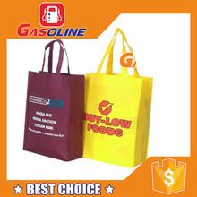 Popular top grade fresh design wine package non woven bag