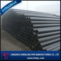 Cold drawn carbon steel seamless st37 st35.8 st52 steel pipe