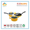 hot sale tivoli cookware,unique cookware,milano cookware,aluminium cookware set manufacture machine
