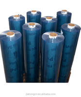 PACKING PVC FILM FOR SUPER CLEAR TRANSPARENT FILM