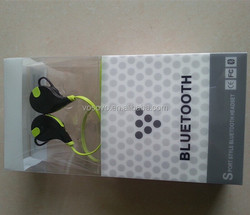 Sport Wireless Bluetooth 4.0 Stereo Earbuds/Headphones,headphone and earbuds