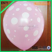 Polka dot balloon /Latex party balloons