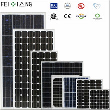 China factory new product 100kw solar panel price, pv solar panel price