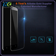 Anti oil tempered glass film 9H hardness for huawei ascend g7 screen protector