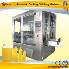 lubrication oil automatic bottling production line