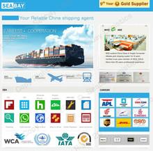 Shanghai drop shipping to Singapore