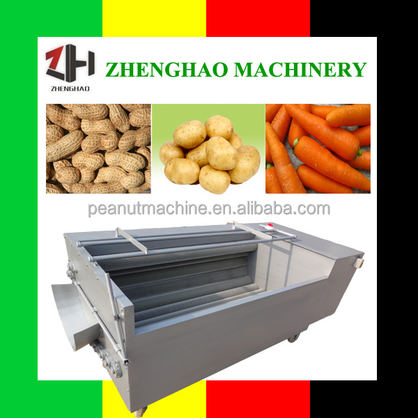 High quality vegetable cleaning machine/Fruit cleaning machine/vegetable washing machine