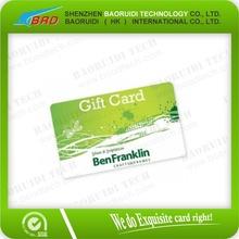 plastic greeting card supplies in shenzhen