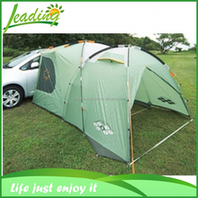 Gray Truck Car Camping Tent Trailer, Easy Folding Auto Camping Tent For Cars