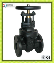 WCB flanged gate valve carbon steel flanged gate valve