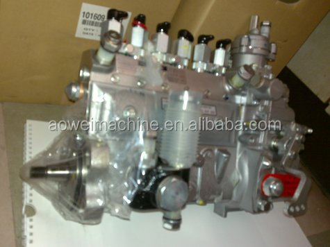 Original PC300-6 fuel injection pump assy,6222-73-1110,6222-73-1111,PC360-6 diesel fuel injector ...