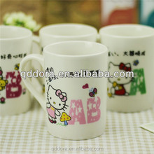 High Quality Christmas And Music custom ceramic mugs/christmas music Sound Mug/Customized Design Christmas Music Ceramic Mug