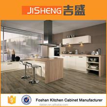 European design ready made kitchen cabinet