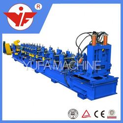 types profiles metal roof sheet? china z stud roll foming machine