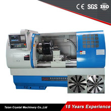 Alloy Wheel Scratch Repair CNC Lathe Machine Price and Specification AWR3050